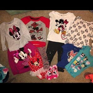 Minnie Mouse 2T bundle